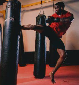 MMA Kick at X3 Sports