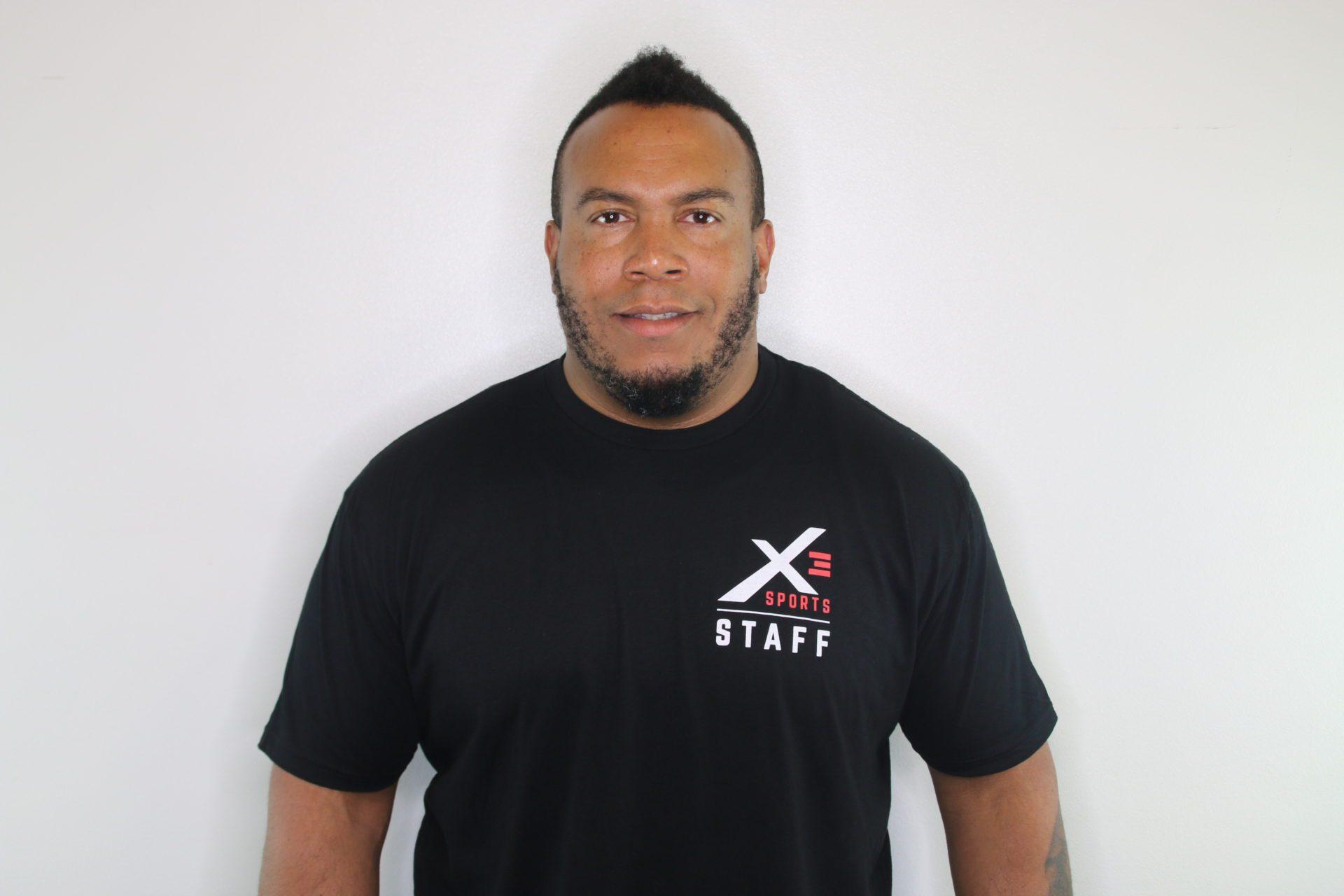 Shawn Hunter | X3 Sports Employee | X3 Sports