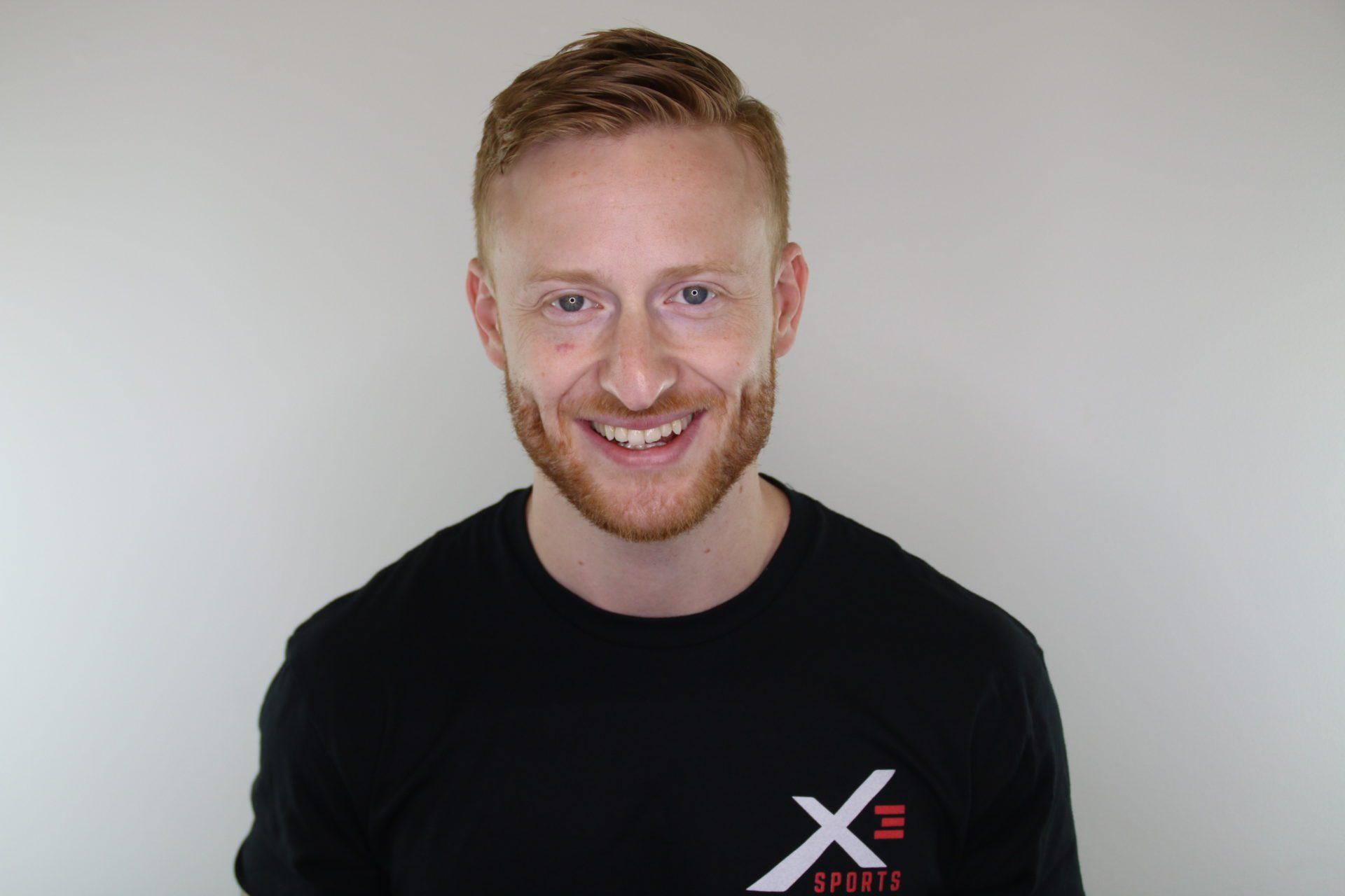Justin Matthew Burns | X3 Sports Employee | X3 Sports