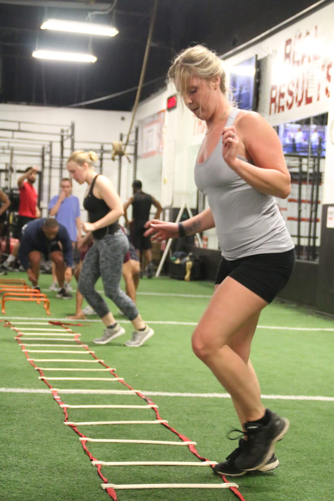 5 Reasons Why Fast Track℠ Can Help You Get In Shape | X3 Sports