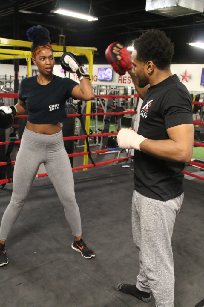 Female Sparring in Boxing | Why You Should Add Boxing To Your Workout Regimen | X3 Sports