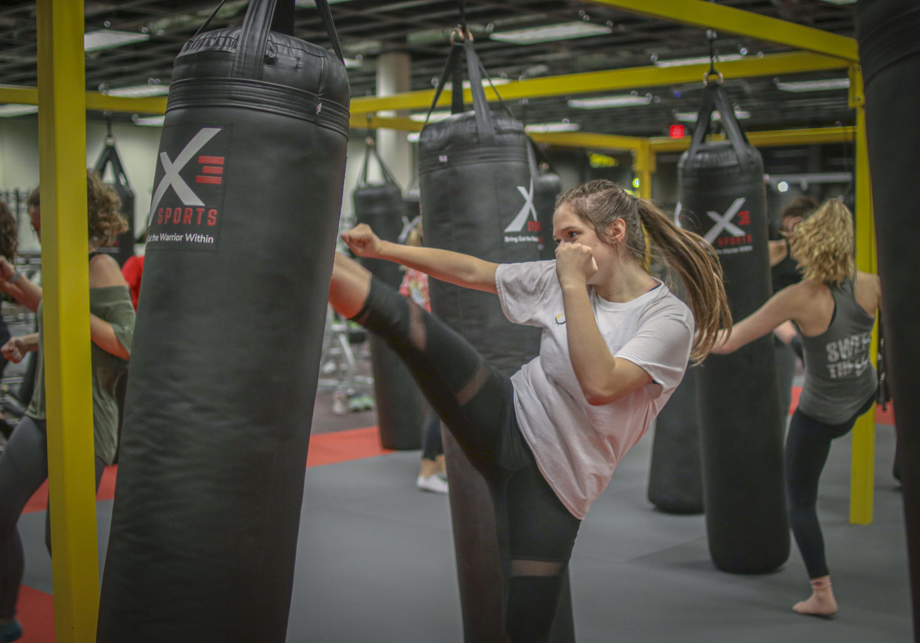 X3 sports kickboxing classes atlanta