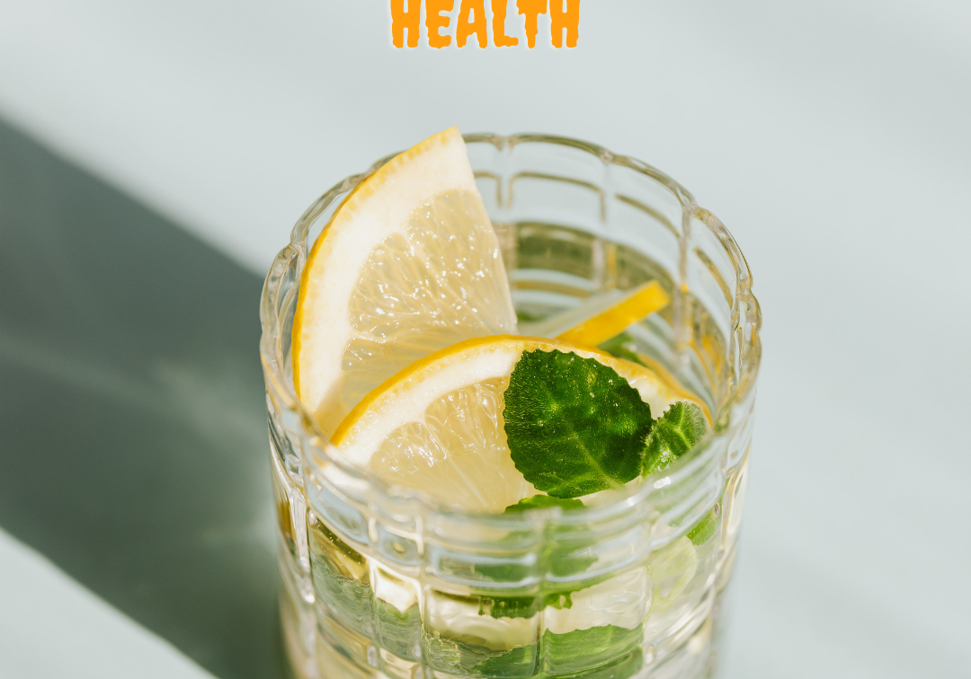 Tempting Tonics for your Halloween & Health