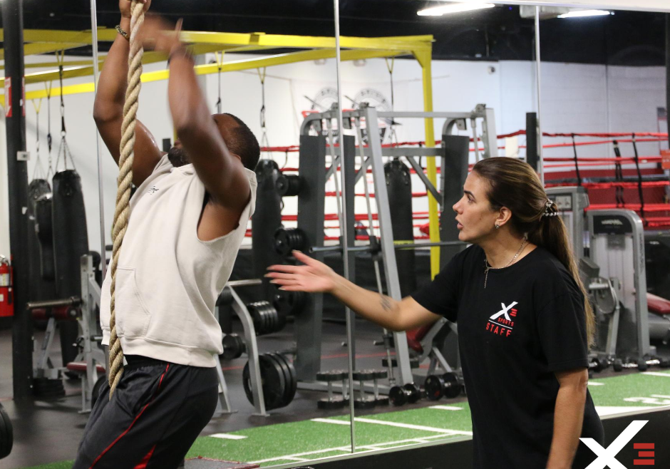 Bia Teaching Class | Trainer Spotlight: Bia Bitetti | X3 Sports