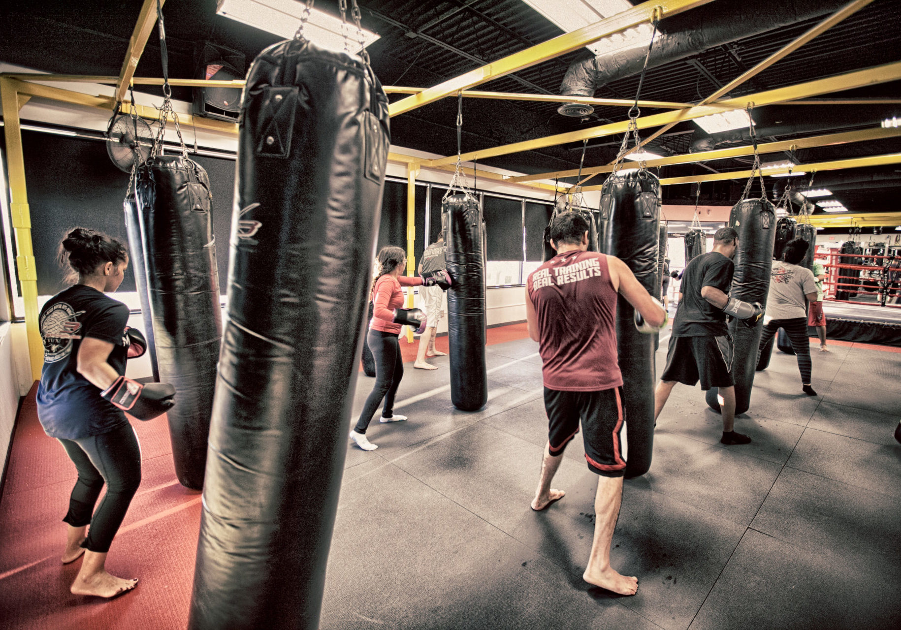 AJC Declares X3 Sports The Place To Go For Kickboxing In Atlanta