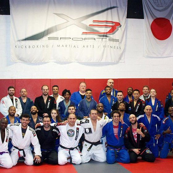 Brazilian Jiu Jitsu Classes | BJJ Atlanta | Martial Arts Academy