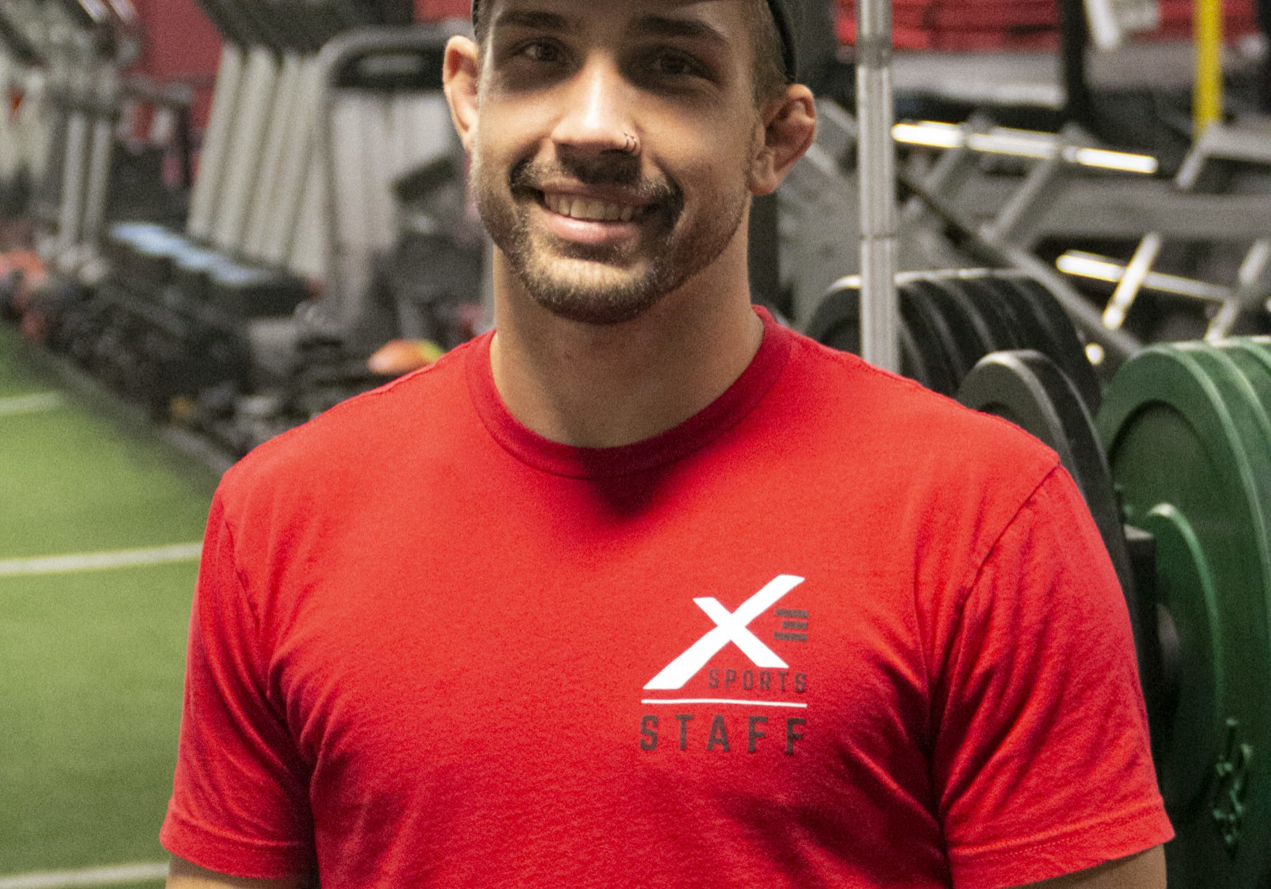 Robert Shonfelt at X3 Sports West Midtown